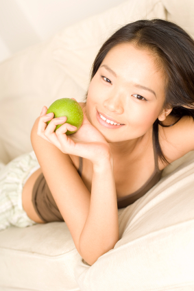 Beauty With Apple